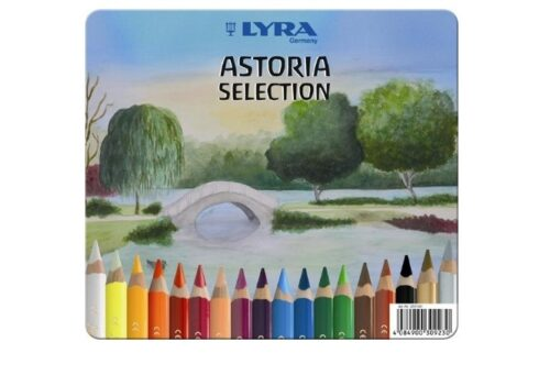 LYRA ASTORIA SELECTION, 18 pencils