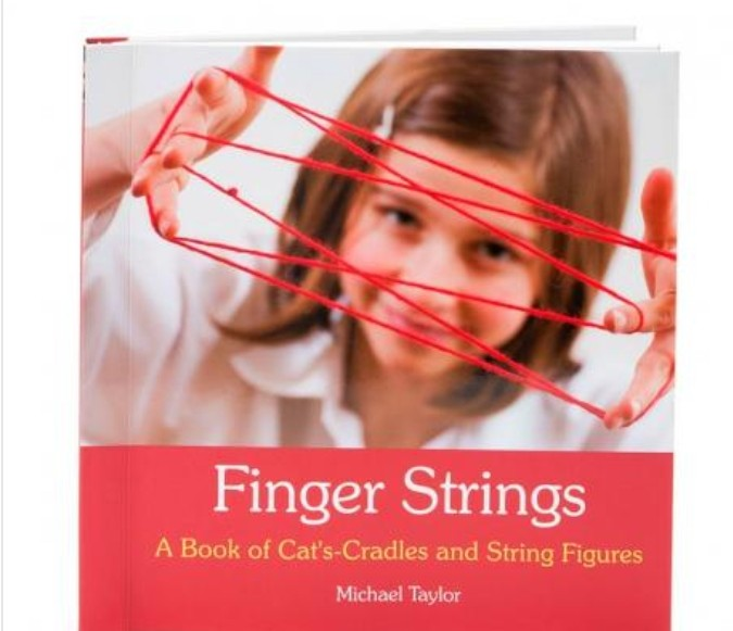 Finger Strings - A Book of Cat's Cradles and String Figures